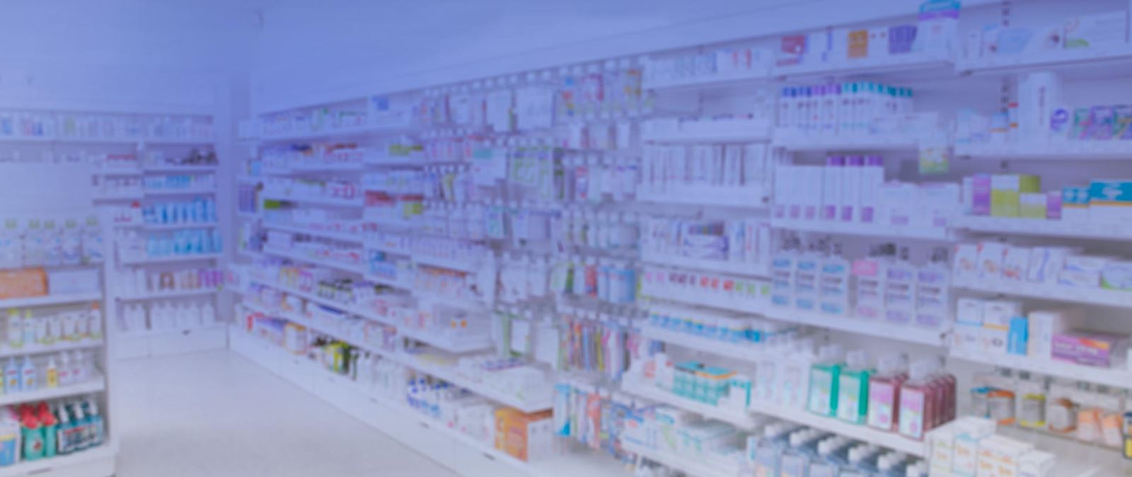 A broad selection of OTC products for pharmacies